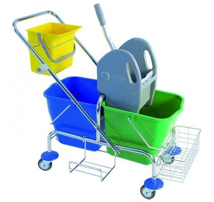 Úklidový vozík EKO KLASIK 4