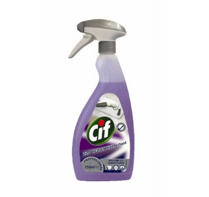 Cif Professional 2in1 Cleaner Disinfecant