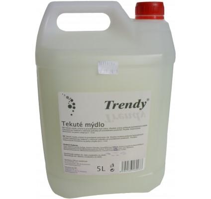 Tekuté mýdlo TRENDY