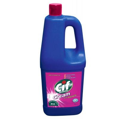 Cif Cream with bleach 2L